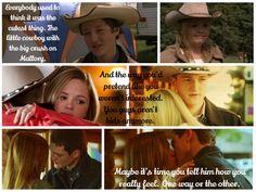 in season 8 Heartland Season 7, Heartland Quotes, Heartland Tv Show, Funny Disney Memes, Funny Memes, Heart Land, Fantastic Quotes, Big Crush, Country Quotes