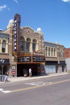 Michigan theater, Ann Arbor, MI