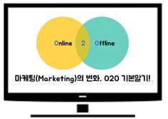 마케팅(Marketing)의 변화, O2O(Online To Offline) 기본알기!
