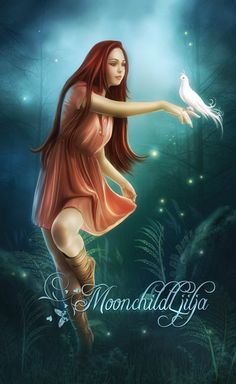 Night Glow by moonchild-ljilja.deviantart.com on @deviantART