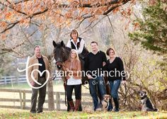 photography poses of family with horses | New Jersey Family Portraits, Family Photographers NJ, Photos of Horses ...