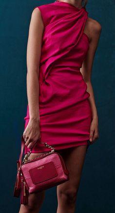 LANVIN Resort 2014 |= Magenta (DATE NIGHT)