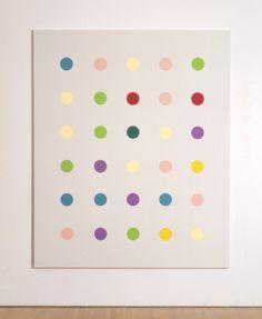 john armleder untitled 1998 - postmodernisme John Armleder, John Cage, Fluxus, Damien Hirst, Art Activities, Contemporary Art, Give It To Me, Glee, Abstract