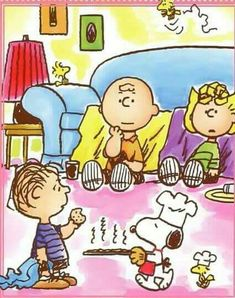 Chef Snoopy!