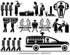 Znalezione obrazy dla zapytania icons funeral