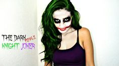 hope you guys like this easy Halloween makeup look just dye your hair green or grab a wig and your set :) Sorry for the distorted voice on the intro. idk wha...