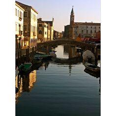 Veneto-Chioggia by gliocchisonoverdi