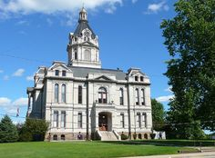 Parke County (Indiana) Courthouse