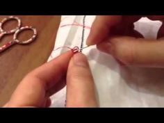 How To Learn Needle Lace-Needle Lace Fan Technigue (Lesson 5) - YouTube