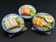 1/6 Scale Dollhouse Miniature Thai Stick Food Food on by BEADSPAGE, $19.90