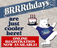 BRRRthday party at The Chiller