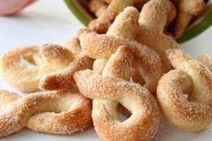 Итальянское сахарное печенье «Торчетти»