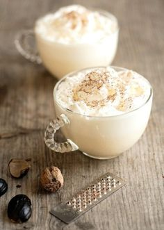 White chocolate hot cocoa