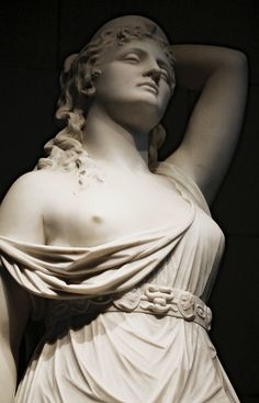 Cleopatra, by Thomas Ridgeway Gould, 1873. Museum of Fine Arts, Boston.
