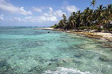 Archipelago of San Andrés, Providencia and Santa Catalina in the Caribbean Sea.