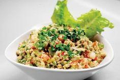 Trigo burgol con vegetales | Recetas para bebés a partir de los 9 meses | Cocina para niños