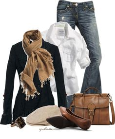 """""""Simple & Chic"""" by cynthia335 on Polyvore"""