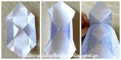 Ιδέες για δασκάλους:Δωροκουτάκια οριγκάμι!