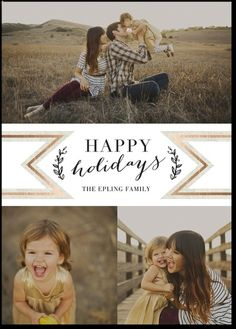 Baumbirdy for tiny prints  2014 -2015 Holiday photo card