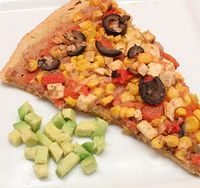 Daniel Fast Flatbread Pizza Recipe