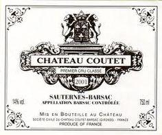 Un Château Coutet 2014 au nez présentant de jolies notes aromatiques de pamplemousse, litchi, mangue, et ananas, avec des arômes de citron vert, d'´amandes grillées et de fleurs d´'acacias. L´entrée en bouche est fraîche minérale,mais dense.Superbe finale longue. Un Coutet 2014 remarquable de puissance et de fraîcheur.95-98/100 WS