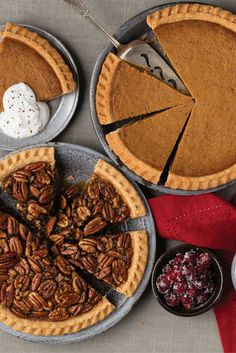Who else is really full of pie right now? Happy Thanksgiving!