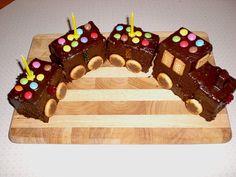 Geburtstagszug, ein beliebtes Rezept aus der Kategorie Kuchen. Bewertungen: 179. Durchschnitt: Ø 4,6.
