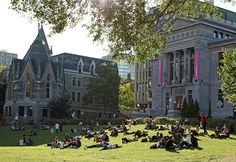 McGill University-Montreal by david868. $18,000-20,000. Cookie Buffet, Quebec Montreal, Canadian Universities, Uni Life, Canada Eh, The Province, I School, Study Abroad, Mars