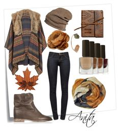 """""""Fall wishlist"""" by anita-m-92 ❤ liked on Polyvore featuring Post-It, Accessorize, J Brand, H&M, Isabel Marant, Le Métier de Beauté, TOMS and Seraphine Designs"""