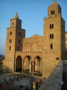 Cefalù | Cathedral, included in the World Heritage list of Unesco