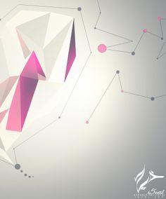 |Polygons Heart by Radhi Al Asmakh, via Behance