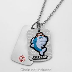 Kids Allergy Atchoo On Pinterest Dog Tags Children