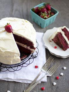 chocolate red velvet cake