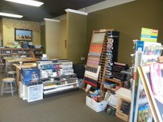 Artistic Designs Gallery Moves to New Location in Brownsburg - Visit Hendricks County