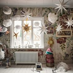 Christmas in shop owner, photographer and stylist Sofia Jansson and musician Kristo Jansson's house in Katrineholm, Sweden. Photography by Sofia Jansson.
