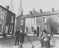 Belfast Northern Ireland, Old Photos, Street View, Amazing, Photojournalism, Old Pictures, Vintage Photos