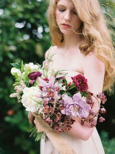 Farm and Forage: Organic Wedding Flower Ideas