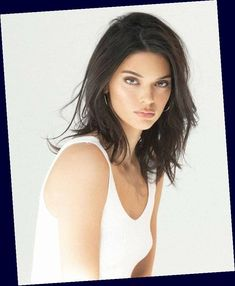 Pelo Kendall Jenner, Kendall Jenner Short Hair, Kendall Jenner Makeup, Kendall Jenner Hairstyles, Kylie Jenner Haircut, Kendall Jenner Tumblr, Haircuts For Medium Hair, Medium Hair Cuts, Medium Hair Styles