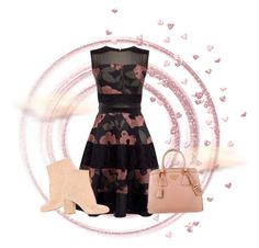 """""""might as well be givin' up all the time"""" by disabledpaladin on Polyvore featuring Prada and Maison Margiela"""