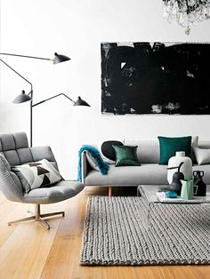 Grey and Green: Designer-Tested Palettes: Studio McGee's Go-to Colors | Apartment Therapy