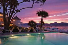 Inside the most expensive hotels in the world: 20. Résidence de la Pinède, Saint-Tropez, France from $1421