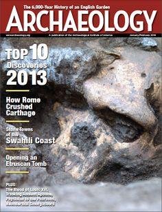 Blood From Maya Weapons Analyzed - Archaeology Magazine