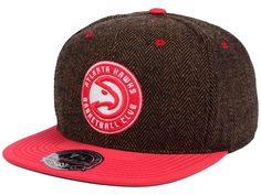 the latest fc15b 1781b Atlanta Hawks Mitchell and Ness NBA Donegal Tweed Fitted Cap Atlanta Hawks,  Donegal, Fitted