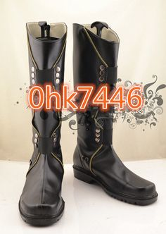 new! MARVEL THOR 2 DARK WORLD AVENGERS LOKI Cosplay Boots Shoes custom made Z.88 #Unbranded #Shoes