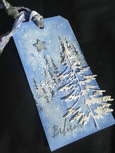 12 Tags of Christmas-Believe