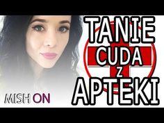Tanie i sprawdzone cuda z apteki!!! - YouTube Jeffree Star, Nail Tutorials, Youtube, Makeup, Hair, Inspiration, Beauty, Wax, Women