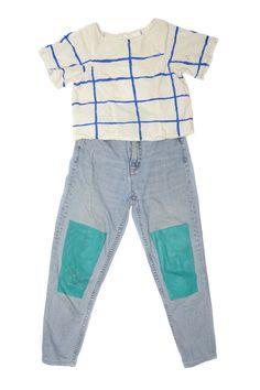BFGF :): Painted Clothing: Artist Wardrobe Edition