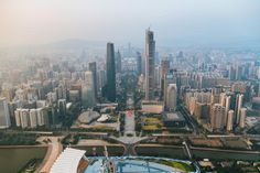 These Little-Known Chinese Cities are Bigger Than New York: Guangzhou