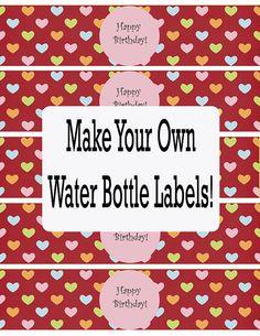 free blank water bottle label template download wl 7000 template in