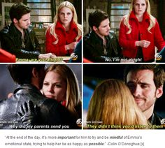 """#OnceUponATime 4x17 """"Best Laid Plans"""" - Emma and Hook"""